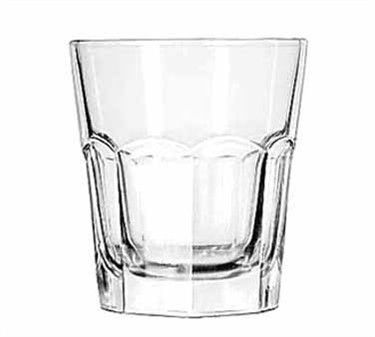 Libbey Glass 15233 Gibraltar DuraTuff 13 oz. Double Rocks Glass