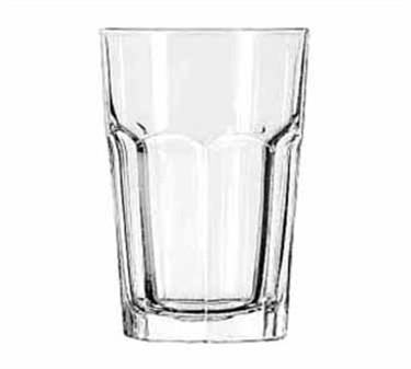 Libbey Glass 15244 Gibraltar DuraTuff 14 oz. Beverage Glass
