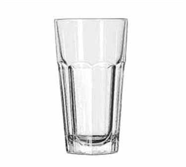 Libbey Glass 15256 Gibraltar DuraTuff 16 oz. Tall Cooler Glass