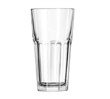 Libbey Glass 15665 Gibraltar DuraTuff 20 oz. Cooler Glass