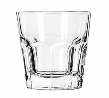 Libbey Glass 15241 Gibraltar DuraTuff 7 oz. Rocks Glass