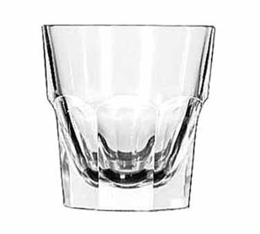 Libbey Glass 15245 Gibraltar DuraTuff 7 oz. Tall Rocks Glass