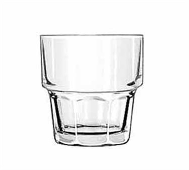 Libbey Gibraltar DuraTuff 7 Oz. Stackable Rocks Glass