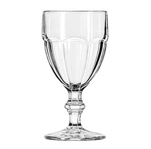 Libbey Glass 15246 Gibraltar DuraTuff 8-1/2 oz. Wine Glass