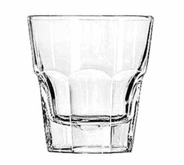 Libbey Glass 15240 Gibraltar DuraTuff 8 oz. Rocks Glass