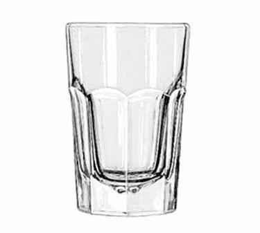 Libbey Glass 15236 Gibraltar DuraTuff 9 oz. Hi-Ball Glass