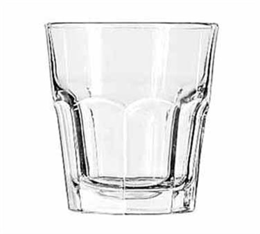 Libbey Glass 15242 Gibraltar DuraTuff 9 oz. Rocks Glass