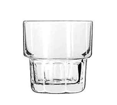 Libbey Gibraltar DuraTuff 9 Oz. Stackable Rocks Glass