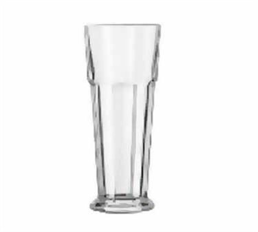 Libbey Glass 15429 Gibraltar DuraTuff 14 oz. Footed Pilsner Glass