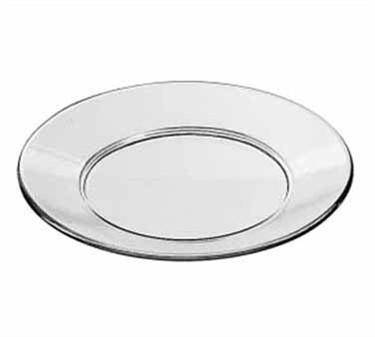 """Libbey Glass 15427 Gibraltar DuraTuff Glass Salad/Dessert Plate 8"""" Dia."""