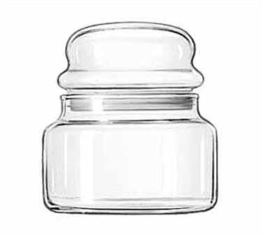 Libbey Glass 70995 Glass 15 oz. Storage Jar