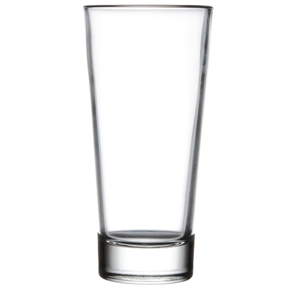 Libbey Glass 15812 Elan DuraTuff 12 oz. Beverage Glass