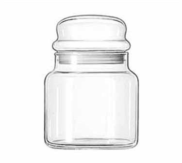 Libbey Glass 70996 Glass 22 oz. Storage Jar