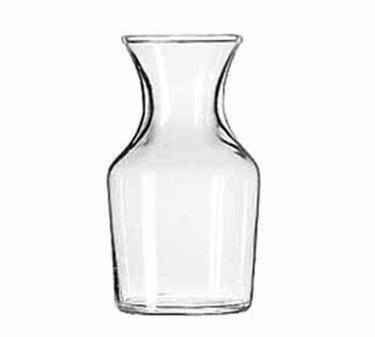 Libbey Glass 718 Glass 3 oz. Cocktail Decanter/Bud Vase