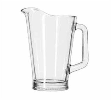 Libbey Glass 5260 Glass 60 oz. Beer Pitcher