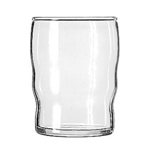 Libbey Governor Clinton 8 Oz. Heat Treated Safedge-Rim Beverages Glass