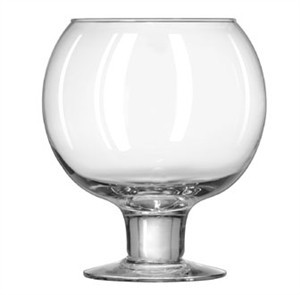 Libbey Glass 3408 Grande 60 oz. Super Globe Glass