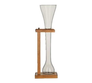 Libbey Glass 55444 Half-Yard Ale 32 oz. Glass Set with Stand