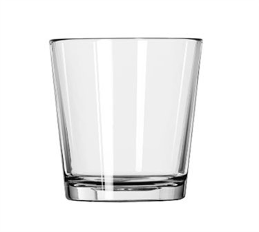 Libbey Glass 15587 Heat-Treated 12 oz. Double Old Fashioned Mixing Glass