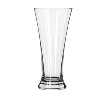 Libbey Glass 1242HT Heat-Treated Flare 19-1/4 oz. Pilsner Glass