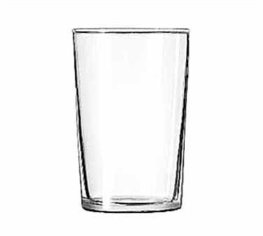 Libbey Glass 556HT Straight Sided 5 oz. Juice Glass