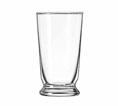 Libbey Glass 1454HT Heat-Treated 9 oz. Footed Water Glass