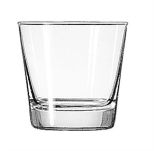 Libbey Glass 124 Heavy-Base 5.5 oz. Old Fashioned Glass