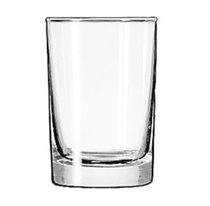 Libbey Heavy-Base 5 Oz. Side Water Glass With Safedge Rim