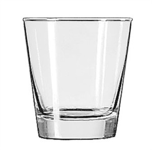 Libbey Glass 127 Heavy-Base 6-1/2 oz. Old Fashioned Glass