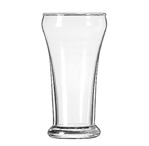 Libbey Glass 15 Heavy-Base 7 oz. Pilsner Glass