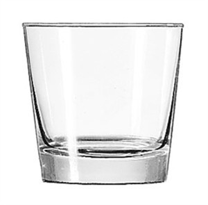 Libbey Glass 128 Heavy-Base 9 oz. Old Fashioned Glass