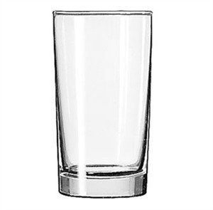 Libbey Glass 125 Heavy-Base 9 oz. Straight Hi-Ball Glass