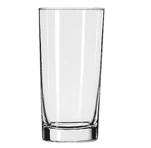 Libbey Glass 814CD Heavy-Based 12-1/2 oz. Beverage Glass