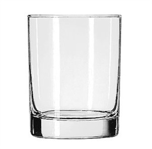 Libbey Glass 918CD Heavy Base 13-1/2 oz. Double Rocks/Old Fashioned Glass