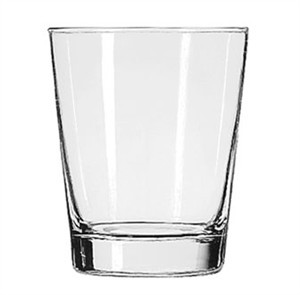 Libbey Glass 816CD Heavy-Based 15 oz. Double Old Fashioned Glass