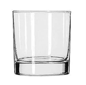 Libbey Glass 916CD Heavy Base 8 oz. Rocks Glass