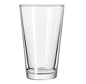 Libbey Glass 1639HT Heat-Treated 16 oz. Bar Mixing Glass