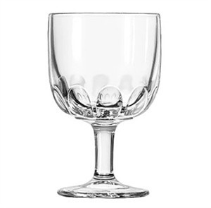 Libbey Glass 5210 Hoffman House 10 oz. Goblet Glass