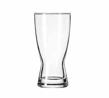 Libbey Glass 1178HT Hourglass 10 oz. Pilsner Glass