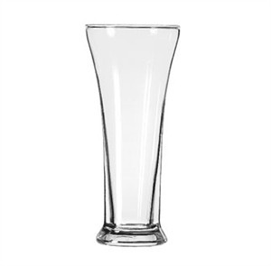 Libbey Hourglass-Style 11-1/2 Oz. Pilsner Glass With Safedge Rim