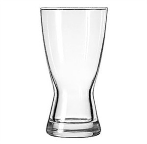 Libbey Hourglass-Style 12 ounce Pilsner Glass With Safedge Rim