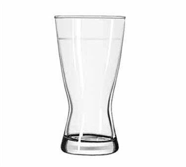 Libbey Glass 181/1605G Hourglass 12 oz. Pilsner Glass