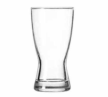 Libbey Hourglass-Style 9 ounce Pilsner Glass With Safedge Rim