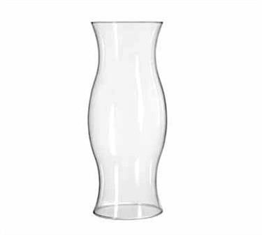 "Libbey Glass 9860477 Hurricane Glass Shade 14""H"