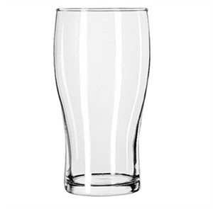 Libbey International Style Beers 20 Oz. Pub Glass With Safedge Rim