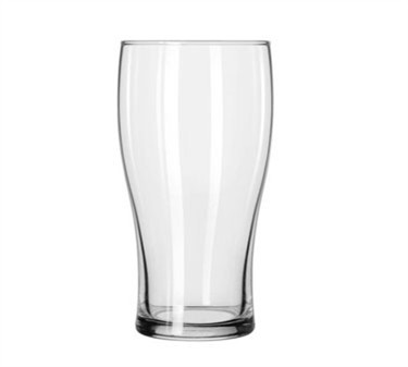 Libbey International Style Beers 16 Oz. Pub Glass With Safedge Rim