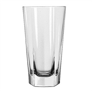 Libbey Glass 15478 Inverness DuraTuff 10 oz. Hi-Ball Glass