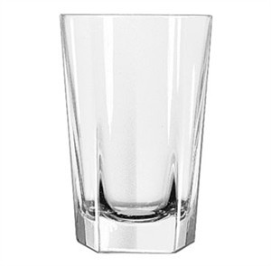 Libbey Glass 15479 Inverness DuraTuff 14 oz. Beverage Glass