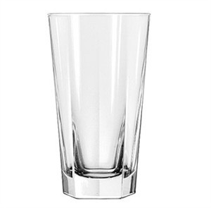 Libbey Glass 15477 Inverness DuraTuff 15-1/4 oz. Cooler Glass