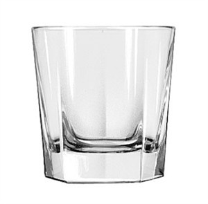 Libbey Glass 15481 Inverness DuraTuff 9 oz. Rocks Glass